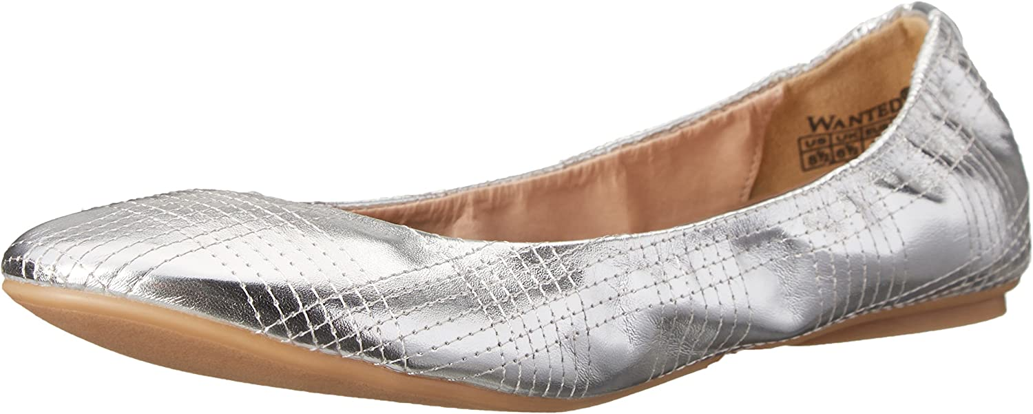 Wanted shoes Women's Arion Ballet Flat