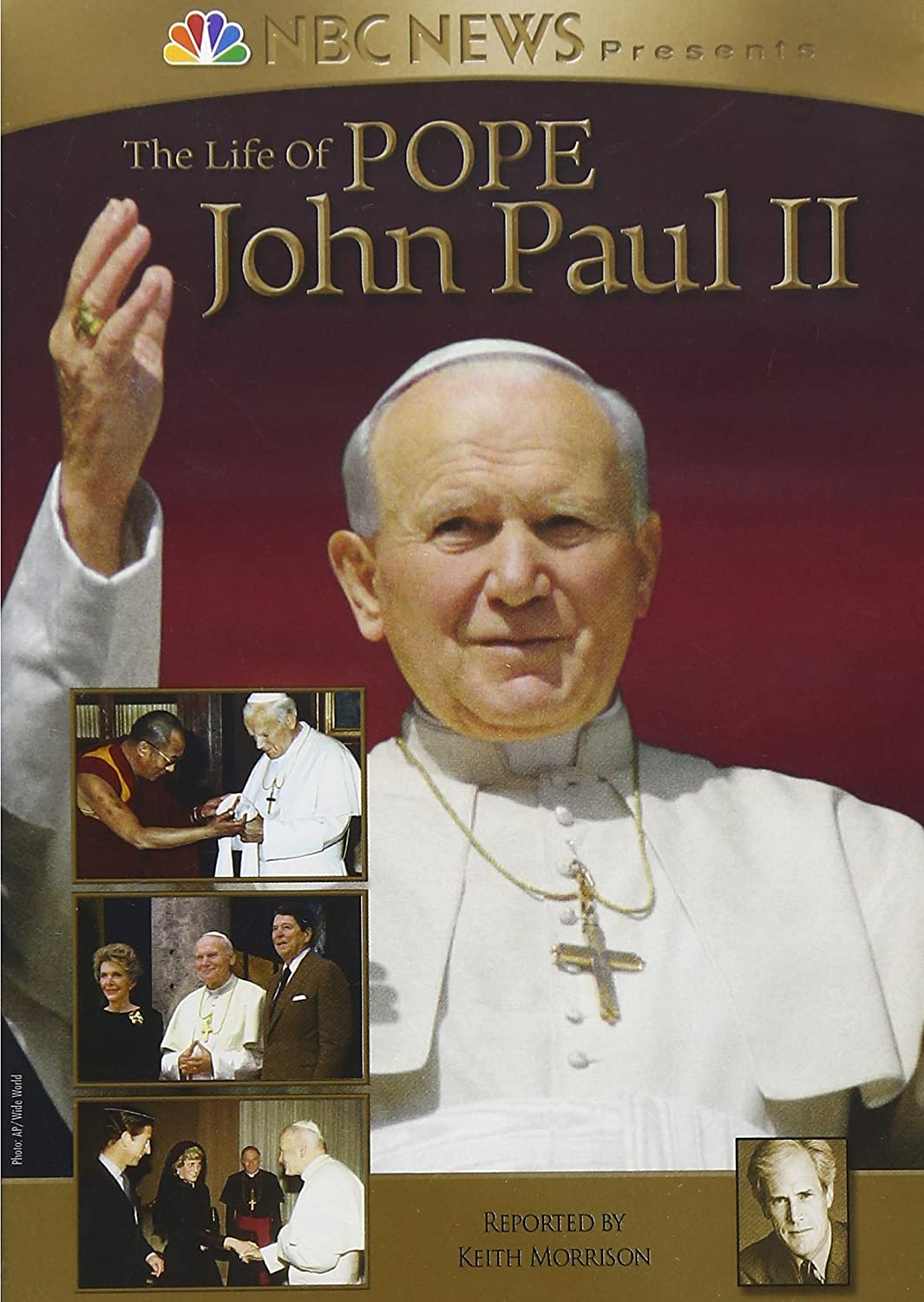 NBC News Presents All items free shipping - The Life Paul Ranking integrated 1st place Pope II John of