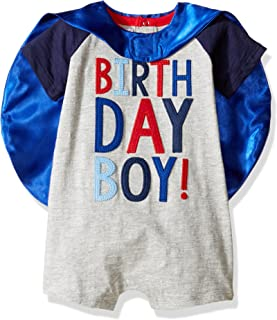 first birthday romper boy