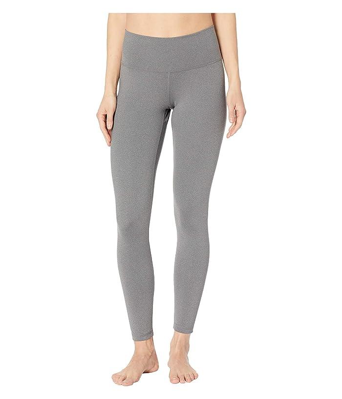 adidas Believe This High-Rise 7/8 Tights (Dark Grey Heather) Women