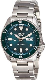 Seiko 5 FACELIFT, 10 Bar water resistant, Calendar, Green dial Men's watch SRPD63K1