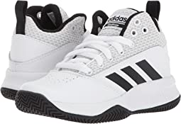 adidas Kids Ilation Mid Basketball (Little Kid/Big Kid)
