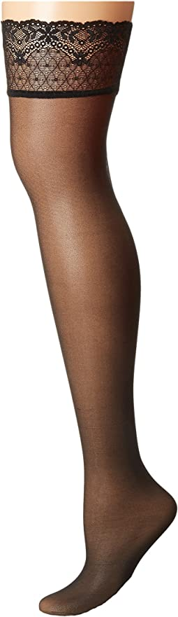 Falke - Seidenglatt 15 Stocking