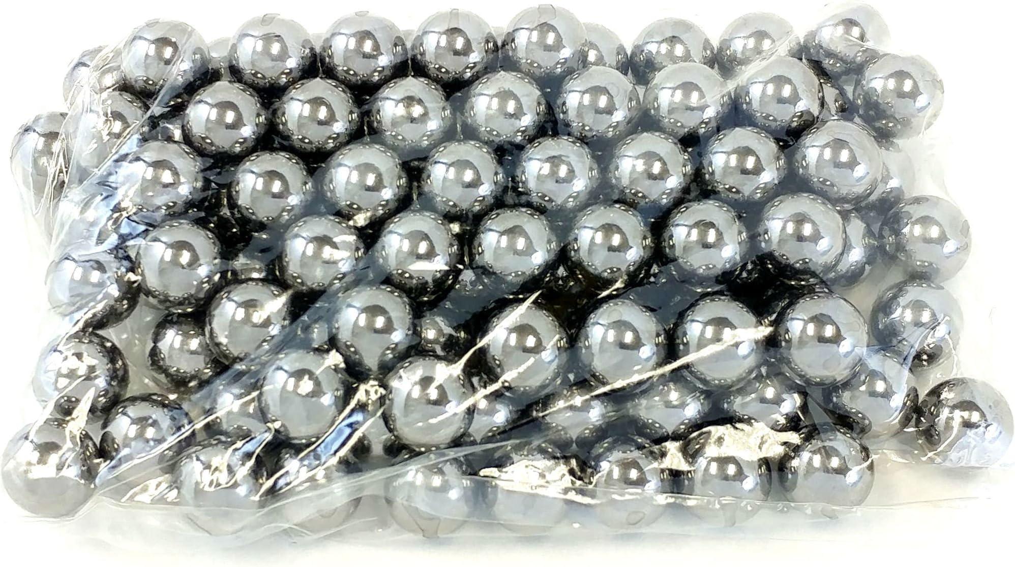 SLINGSHOT AMMO CARBON STEEL BALL BEARINGS CHOOSE SIZE PACK OF 1000 CATAPULT
