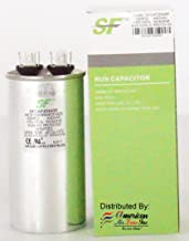 TRANE SF 40 MFD (MicroFarad) 370/440 Volts (1-Pack) Motor Run Capacitor (Round) for Motors, Fans or AC Compressors (Replaces other Brands Capacitors)