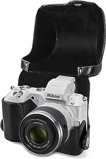 Private Plaza ES.00.0129.01 Vintage Case for Compact SLR Cameras Black