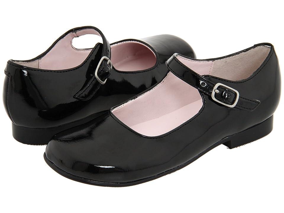 Nina Kids Bonnett (Toddler/Little Kid) (Black Patent) Girls Shoes