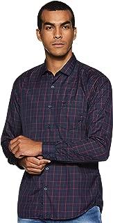 Park Avenue Men's Slim fit Casual Shirt