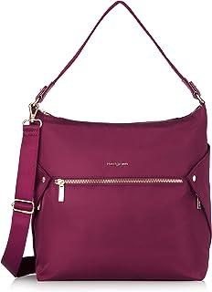 Hedgren Prisma Oblique Hobo Tote Bag Purse