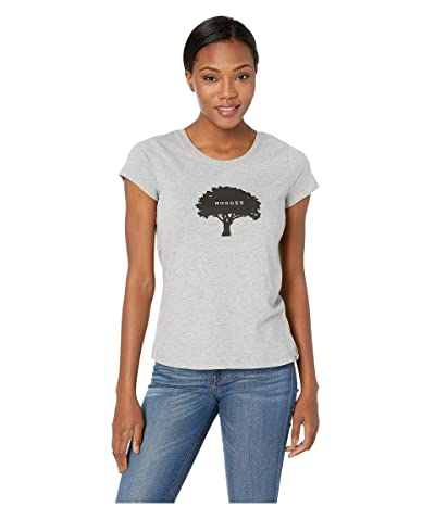 Prana Climbing Tee (Grey Tree) Women