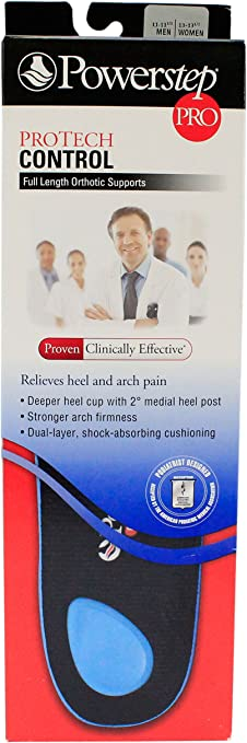Powerstep Protech Control Pro Insoles