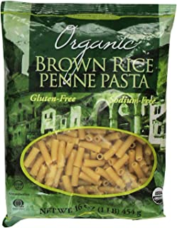 Trader Joe's Organic Brown Rice Penne Pasta-16oz (4 Pack)