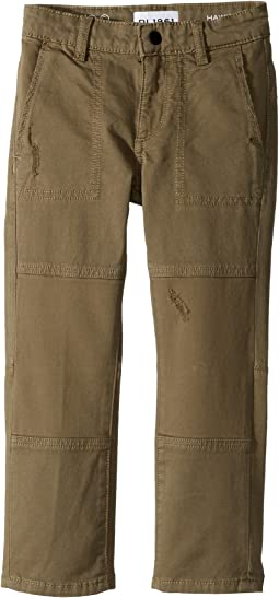 DL1961 Kids - Hawke Utility Skinny in Regime (Toddler/Little Kids/Big Kids)