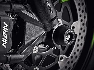 EP Front Wheel Spindle Sliders to fit Kawasaki Ninja ZX6R. Years 2019 & 2020. PRN014192