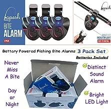 New Electronic Fish Bites Indicator Beats Fishing Bells for All Fishing. Best Fishing Accessories for catfishing Tackle, carp Fishing Equipment, Night Fishing, You'll Love This New Fishing bite Alarm