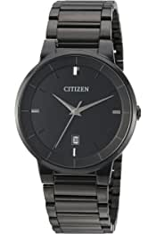 Citizen Men's ' Quartz Stainless Steel Casual Watch, Color:Black (Model: BI5017-50E) 4.5 out of 5 stars 376 $107.00$107.00 Ships to United Kingdom