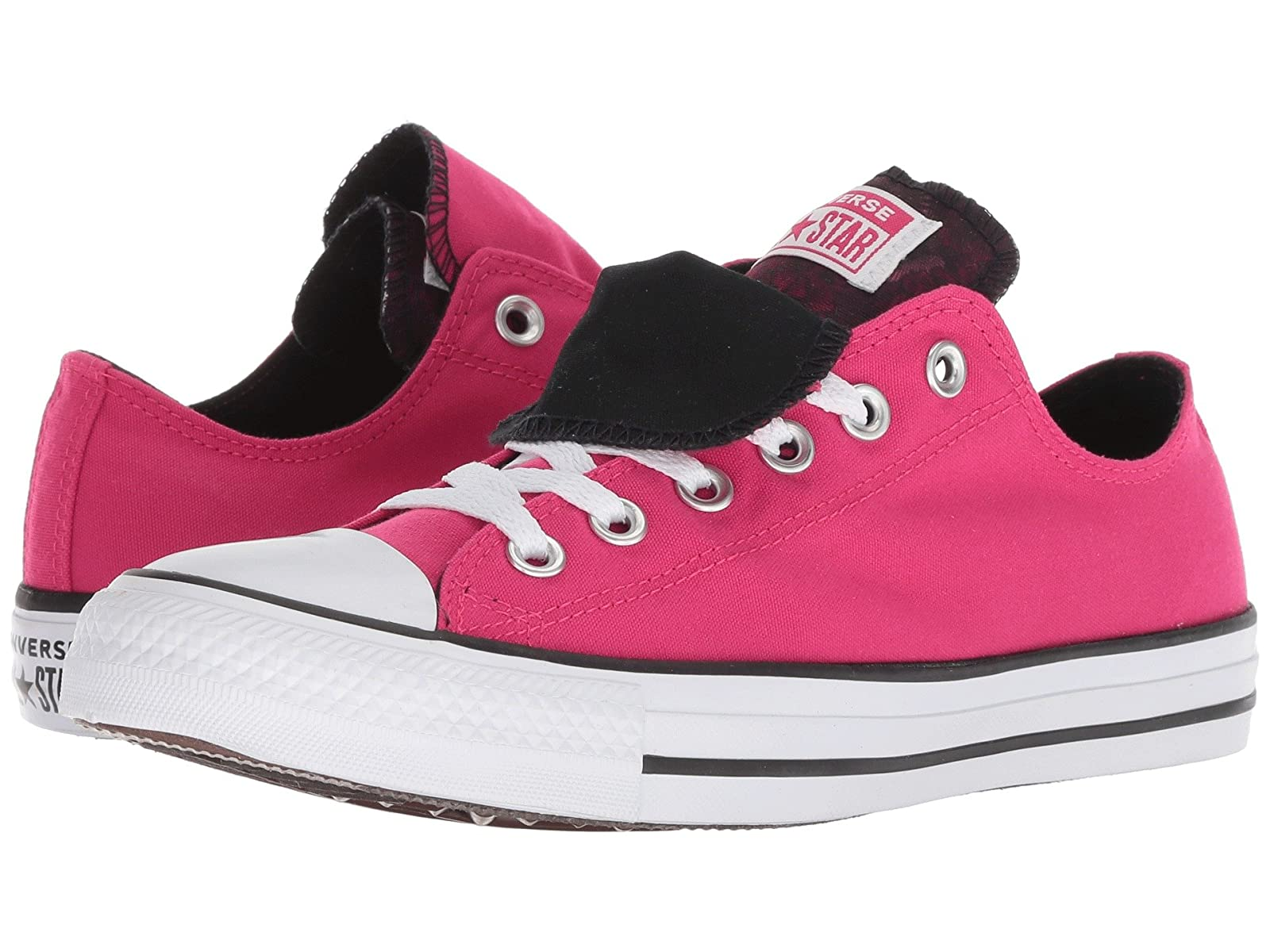 Converse Chuck Taylor All Star Double Tongue - Floral OxAtmospheric grades have affordable shoes