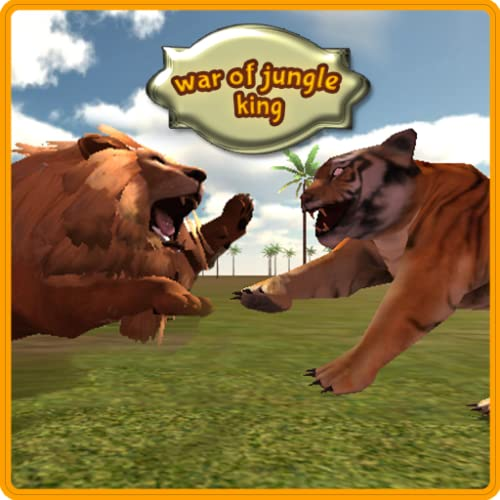 War of Jungle King : Lion Sim