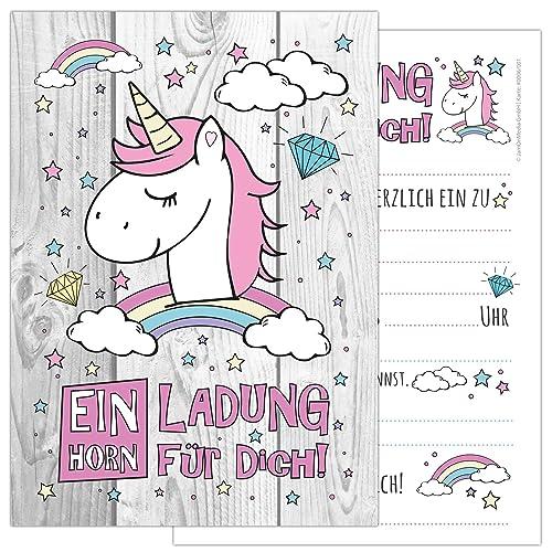 Geburtstags Einladungskarten: Amazon.de