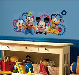 RoomMates RMK2561GM Wall Decal, Multi