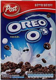2017 New Post Oreo O`s Cereal 8.8oz (250g) 1EA