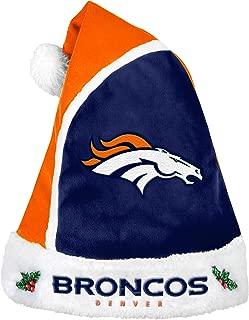 2015 NFL Football Team Logo Holiday Plush Basic Santa Hat - Pick Team