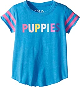 Chaser Kids - Vintage Jersey Puppies Tee (Toddler/Little Kids)