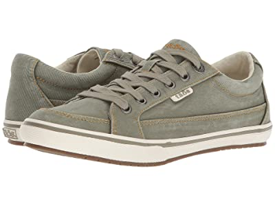 Taos Footwear Moc Star (Sage Distressed) Women
