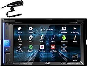 "JVC KW-V25BT 6.2"" WVGA Clear Resistive Touch Monitor/Bluetooth / 13-Band EQ"