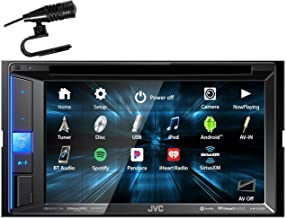 Best jvc car stereo with front aux and usb Reviews