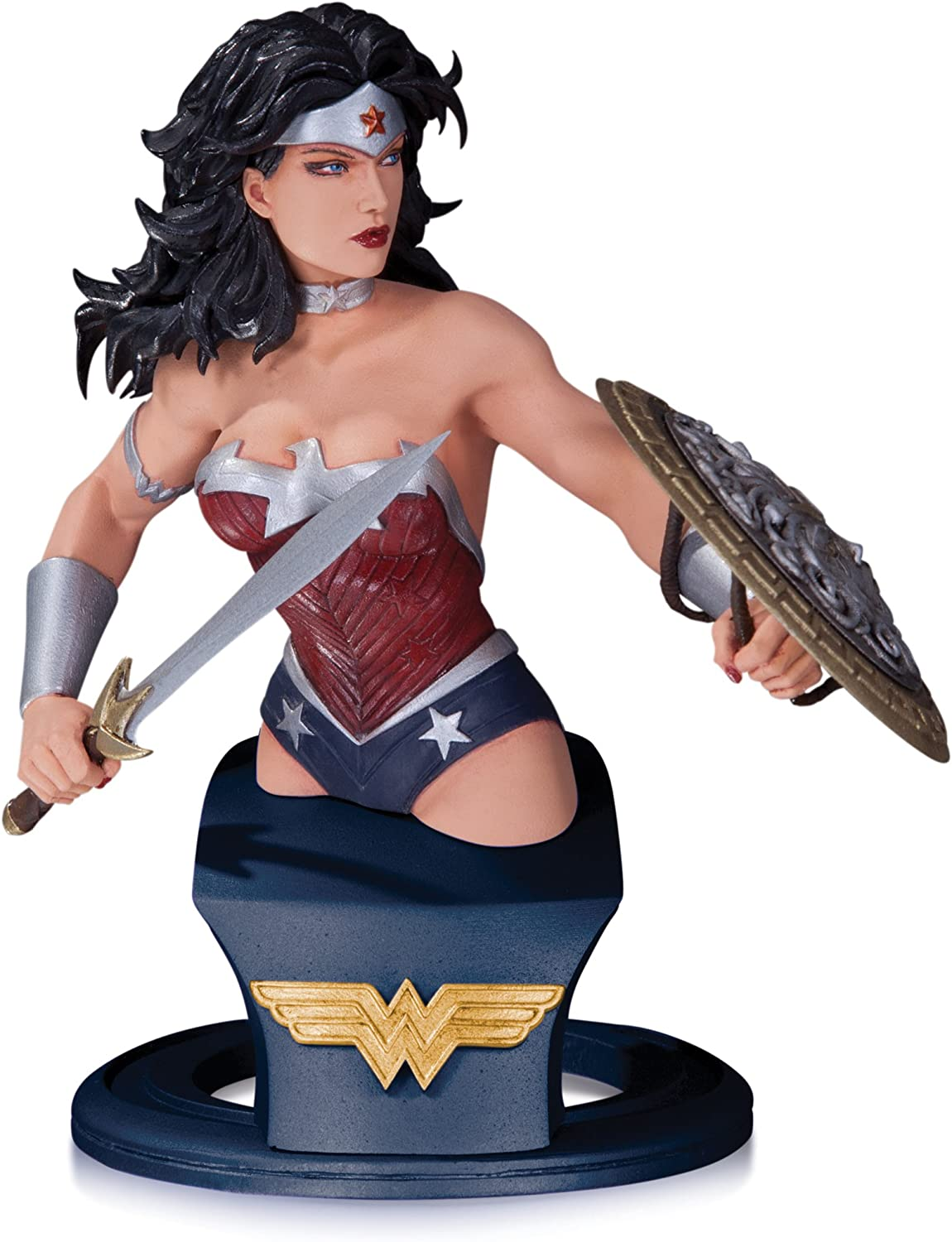 DC Collectibles DC Comics Super Heroes  Wonder Woman Bust Statue