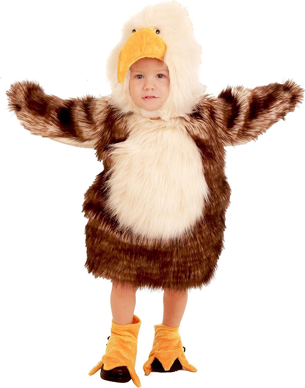 Princess Paradise Premium Bald Eagle Costume, X-Small 4, One Farbe