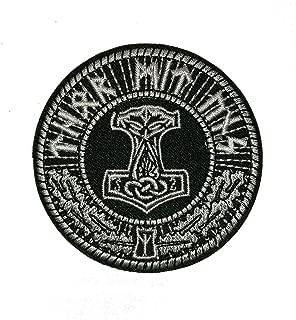 Lotus AUM OM infinity hindou Hindouisme Yoga indien Trance brod/ée Chiffon Iron on Patch