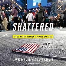 shattered audiobook