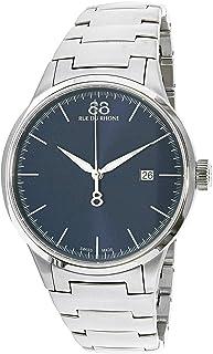 88 Rue Du Rhone Men's Rive 87WA154106 Silver Stainless-Steel Swiss Quartz Dress Watch