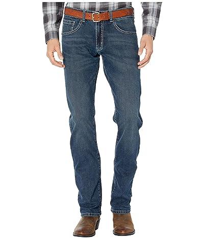 Wrangler Rock 47 Slim Straight Jeans (Quartet) Men
