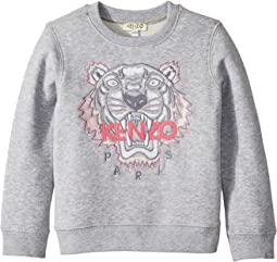Tiger Sweater (Toddler/Little Kids)