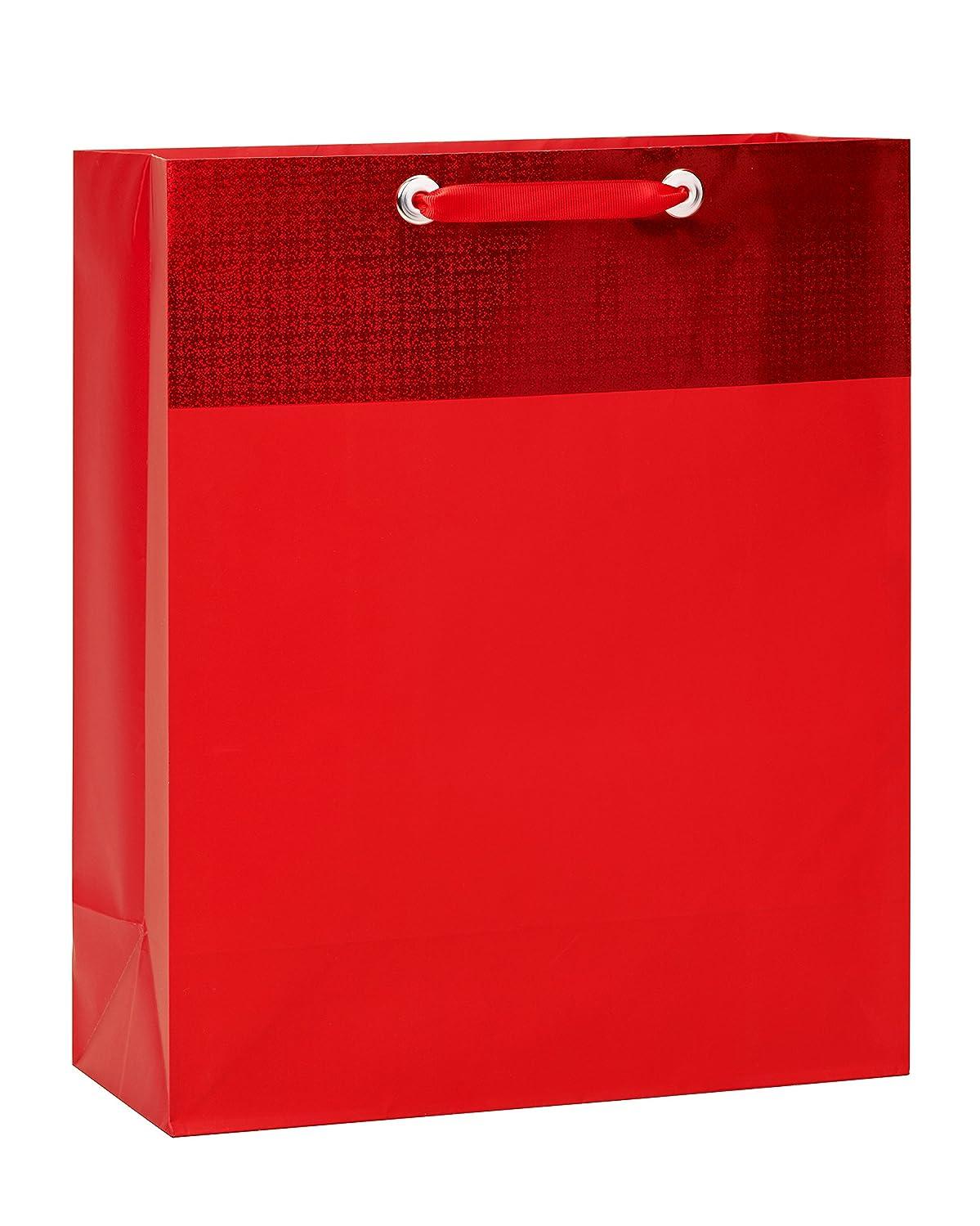 American Greetings XL Gift Bag, Red