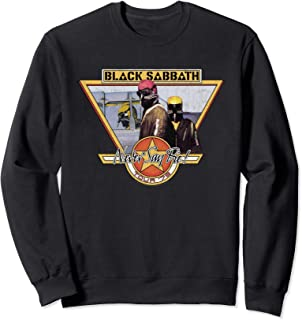 Black Sabbath Official Never Say Die Tour '78 Sweatshirt