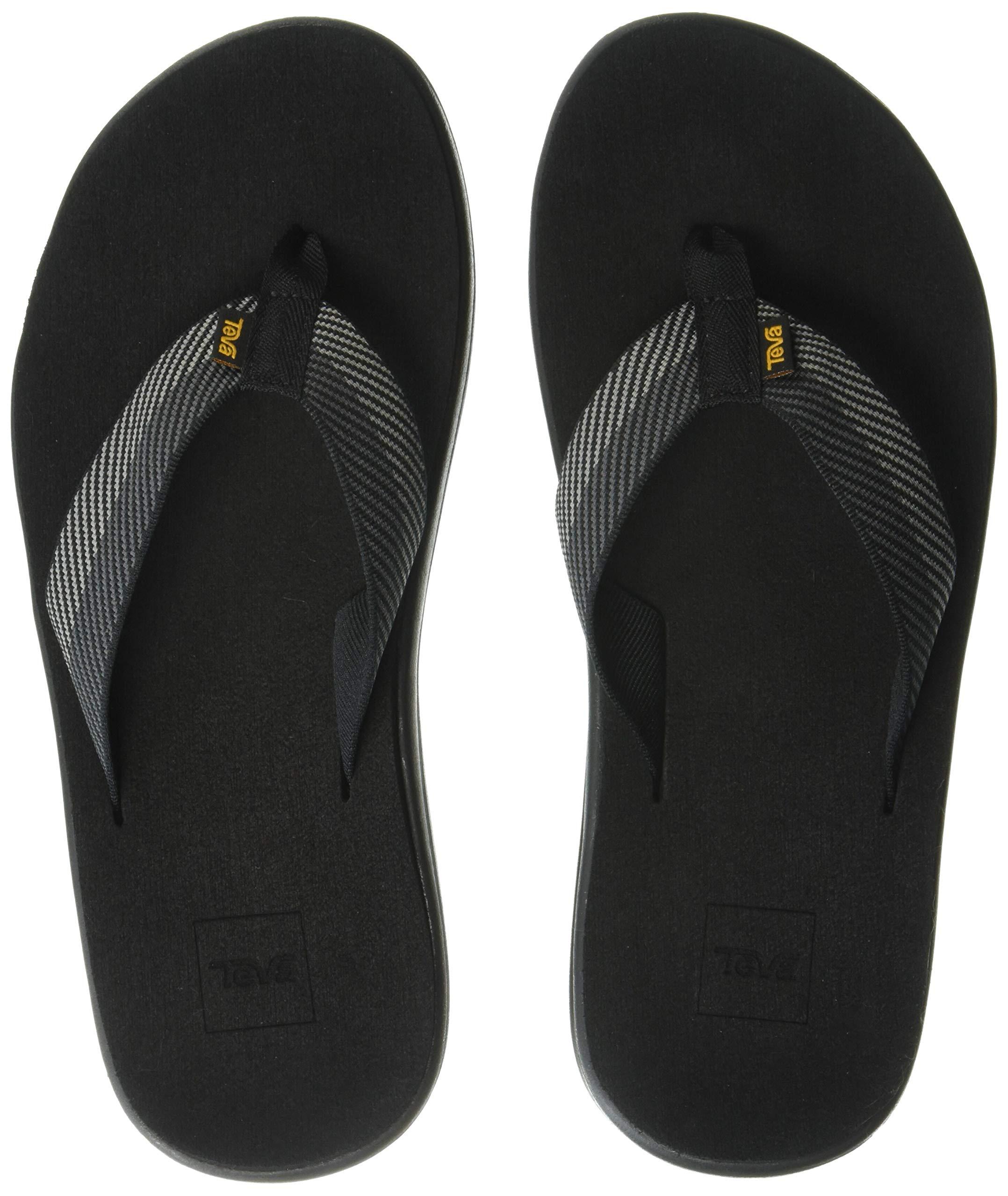 Teva Men's Voya Flip Open Back Slippers