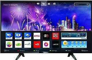 "Smart TV HD LED 43"" com Conversor Digital, Philips 43PFG5102/78, Preto"
