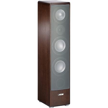 Canton Ergo 690 Dc Standlautsprecher 170 320 Watt Wenge Braun Stück Audio Hifi