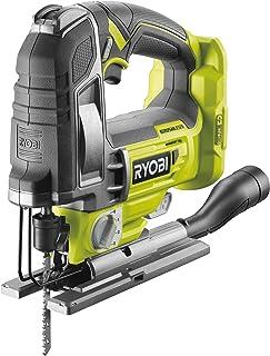 Ryobi R18JS7-0 Jigsaw, 18 V, Hyper Green