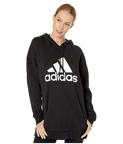 adidas Must Have Badge of Sport Hoodie (Black) Women