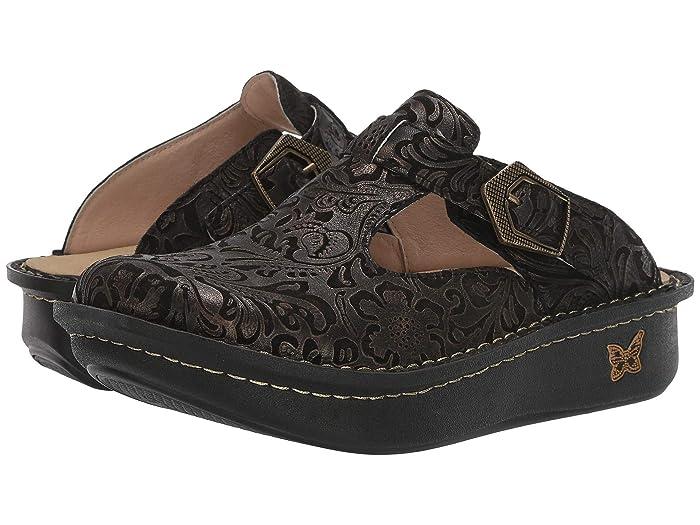 Alegria  Classic (Bronze Swirl) Womens Clog Shoes