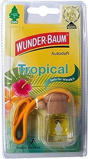 Wunder Baum 461217/4 Lufterfrischer 4 er Set Duftflakon Tropical