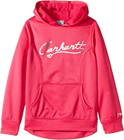 Carhartt Kids - Force Script Sweatshirt (Big Kids)