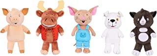 Just Play If You Give A Mouse A Cookie Bean Plush Collector's Set, 5Piece