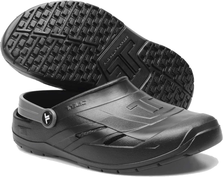 Austin Mall Seasonal Wrap Introduction Telic Unisex Dream Clog - Slip-Resistant Sandal Comfort for Men