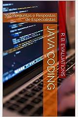 Java Coding: 360 Perguntas e Respostas de Especialistas (Portuguese Edition) Kindle Edition